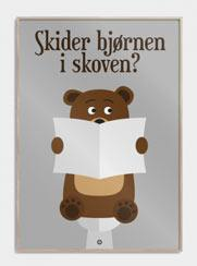 Sjove-citater-på-plakater