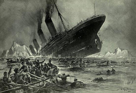 Hvornår-sank-titanic
