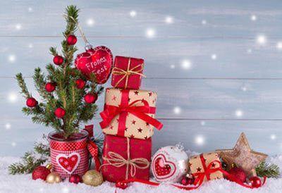 I denne søde juletid