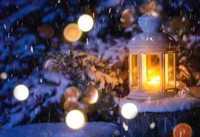 Julen har englelyd
