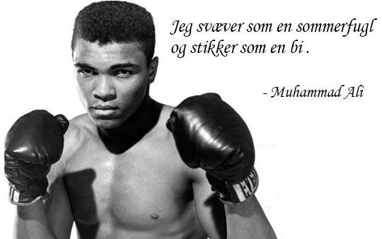 Muhammad Ali citat