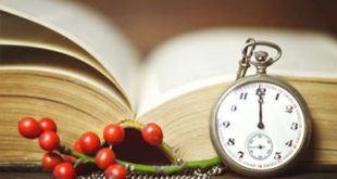 Ordsprog om tid