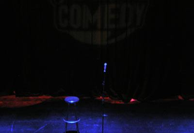 Stand up comedy