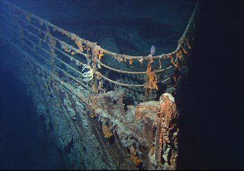 titanic-på-bunden-af-havet